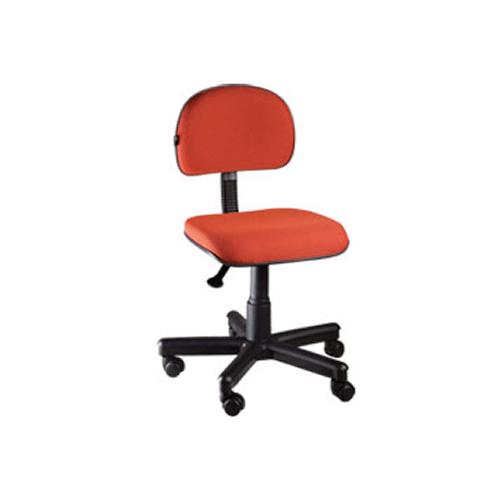 Cadeira secretária giratória convencional