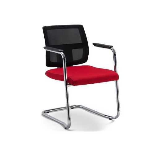 Cadeira com encosto de tela Brizza