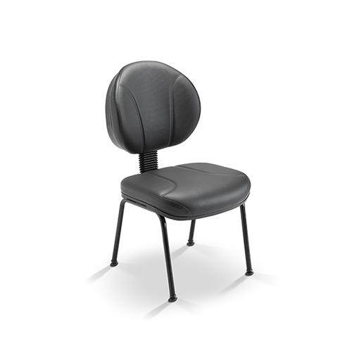 Cadeira secretária Executiva Operativa 4 pés