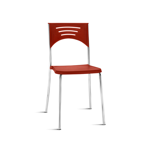 Cadeira secretaria Fixa Bliss