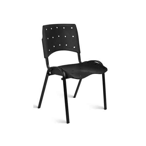 Cadeira secretária fixa ergoplax