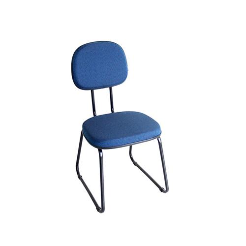 Cadeira secretária fixa com lamina CFE