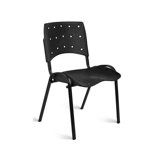 Cadeira secretária fixa ISO