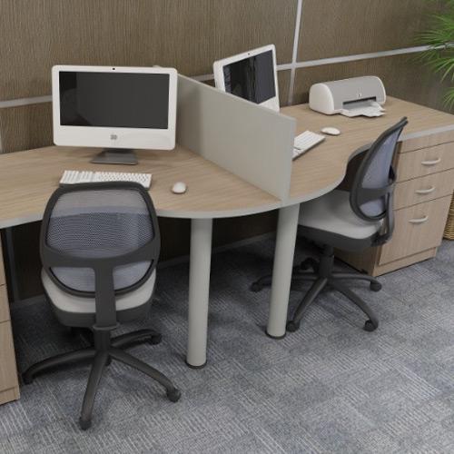 Compact Office. Estação De Trabalho Compact Office P