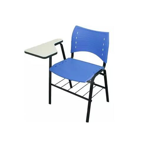 Cadeira Universitária ISO com porta livros