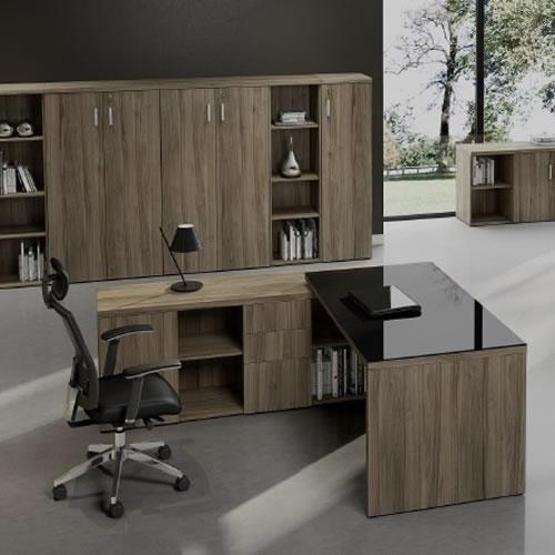 Linha de móveis para escritório executiva essence premiiu