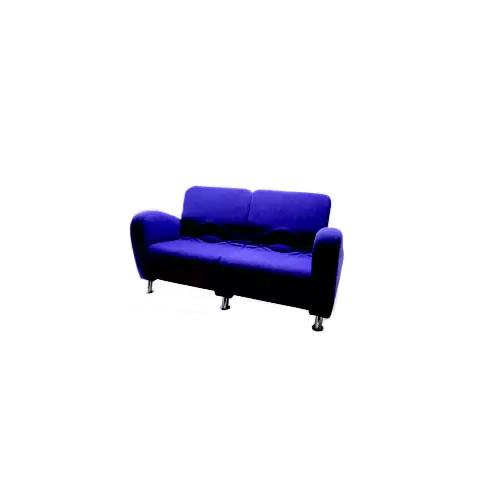 Sofá para escritório Azul